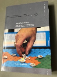on wargaming livre
